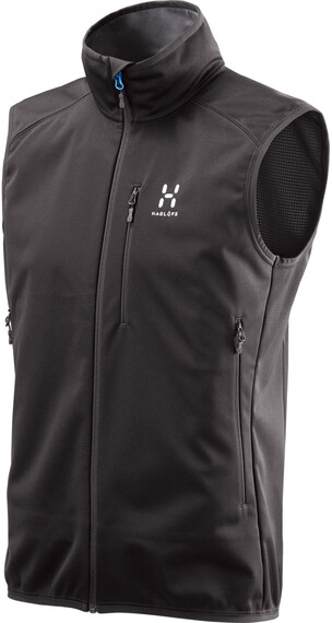Haglöfs M's Mistral Vest TRUE BLACK